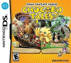 Thumbnail 1 for 0983 - Final Fantasy Fables - Chocobo Tales (USA)